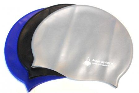 bonnet de bain en silicone