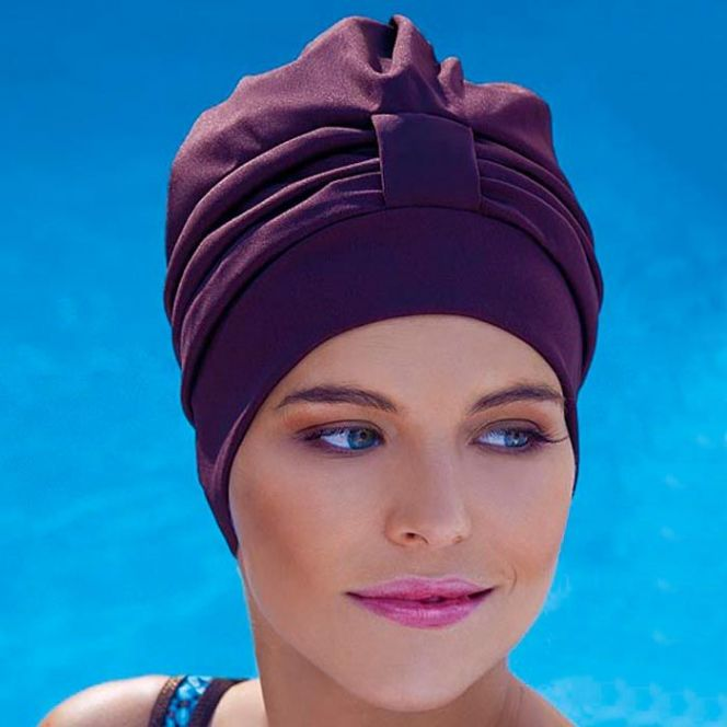 bonnet de piscine étanche