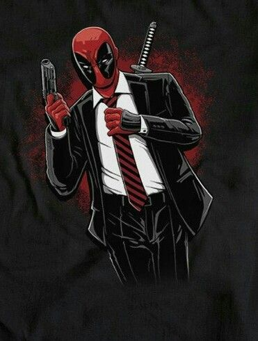 deadpool swag
