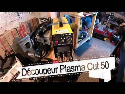decoupeur plasma 220v