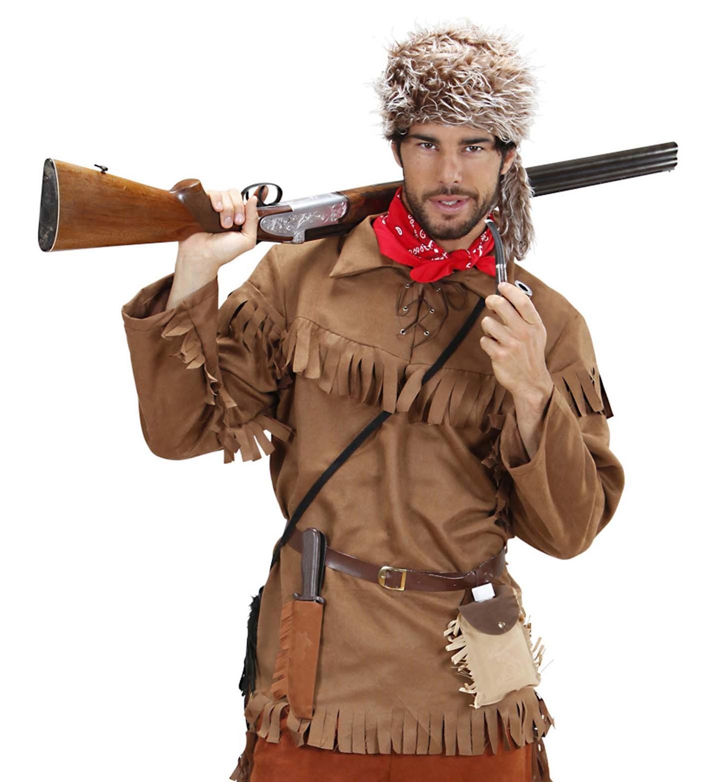 déguisement chasseur
