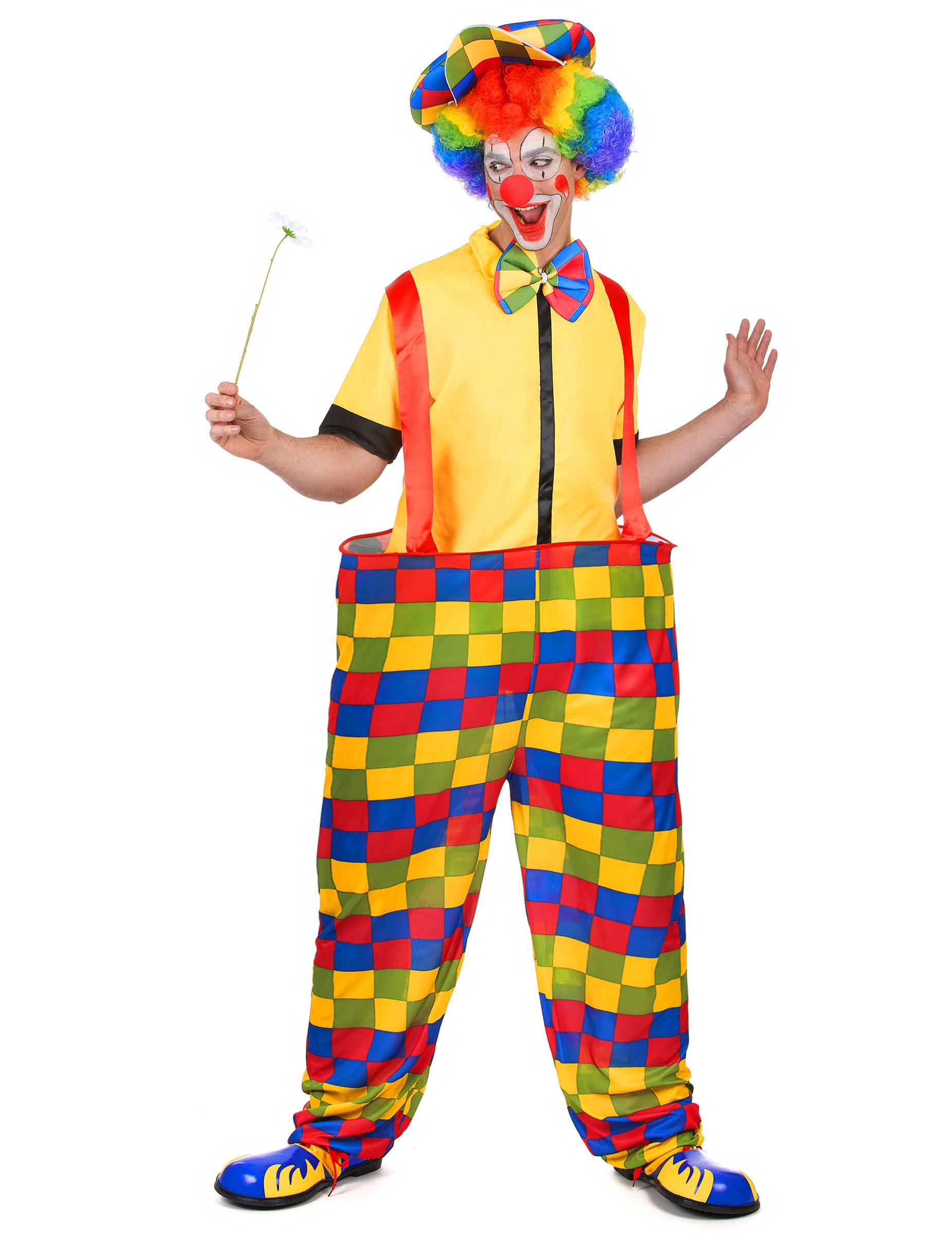 deguisement de clown