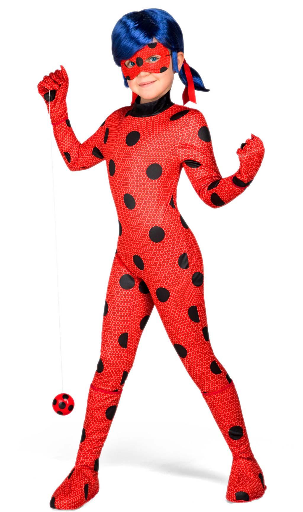 déguisement de ladybug