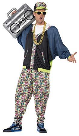 déguisement homme années 80