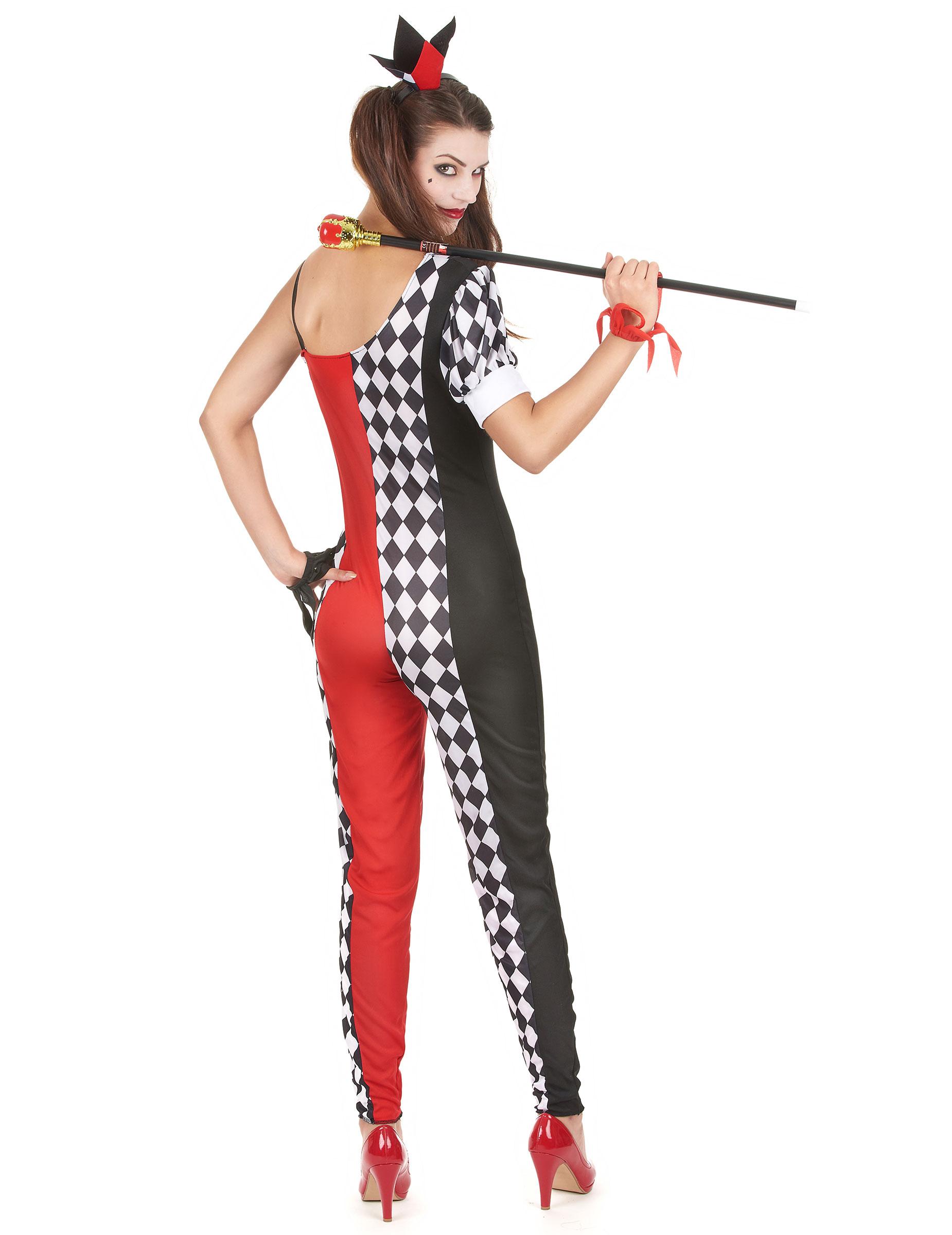 déguisement joker femme