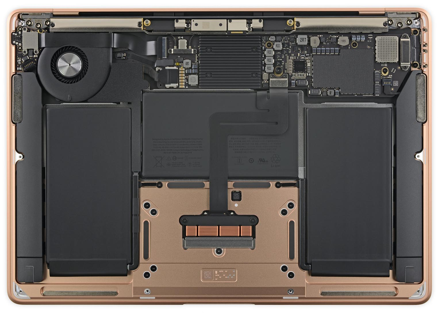 demonter macbook air