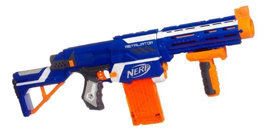 dessin de pistolet nerf