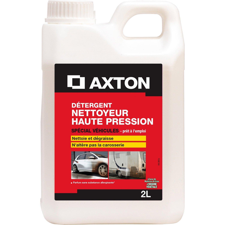 detergent nettoyeur haute pression