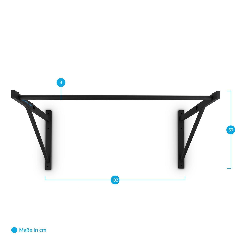 diametre ideal barre traction
