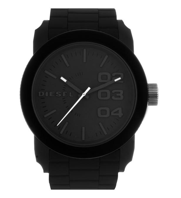 diesel montre noir