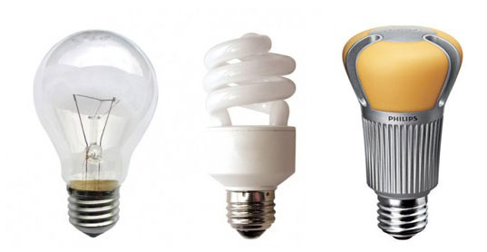 difference ampoule led et incandescence