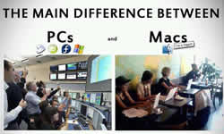différence mac pc