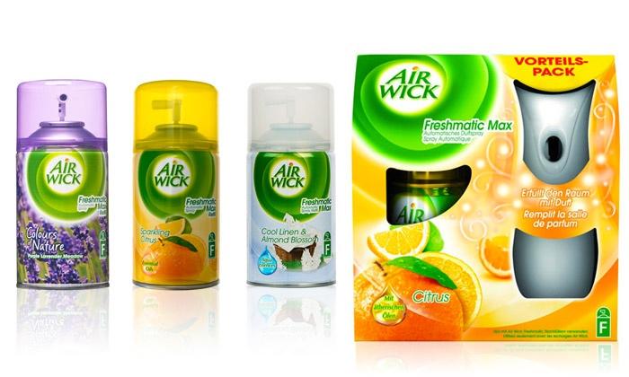 diffuseur de parfum air wick