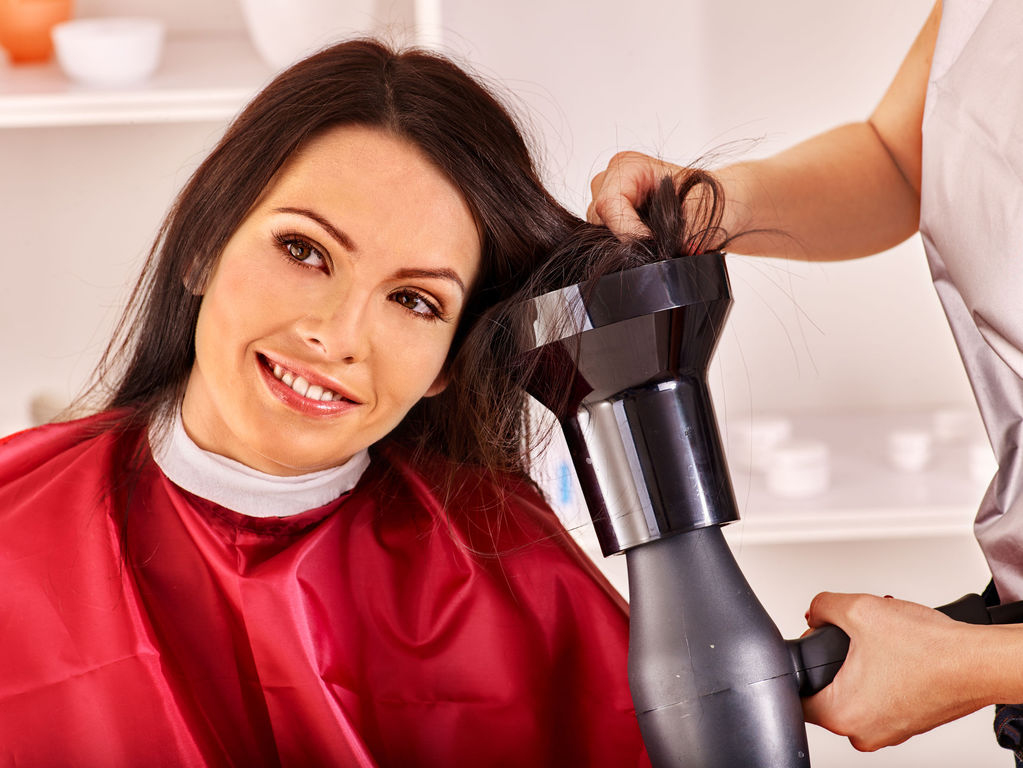 diffuseur seche cheveux utilisation