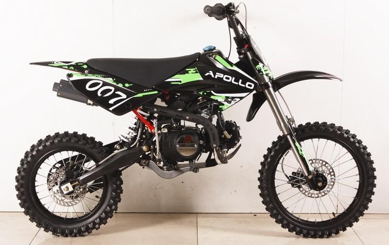 dirt bike apollo