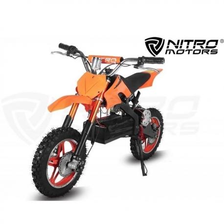 dirt bike electrique