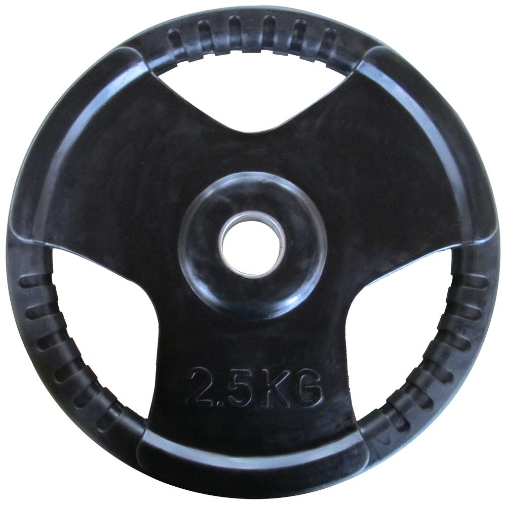 disque caoutchouc musculation