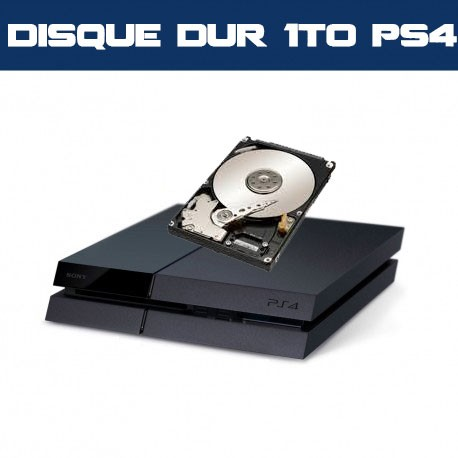 disque dur 1 to ps4