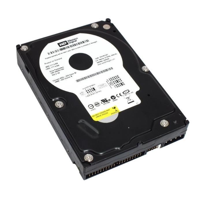 disque dur 200 go