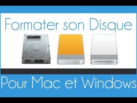 disque dur externe compatible mac et windows