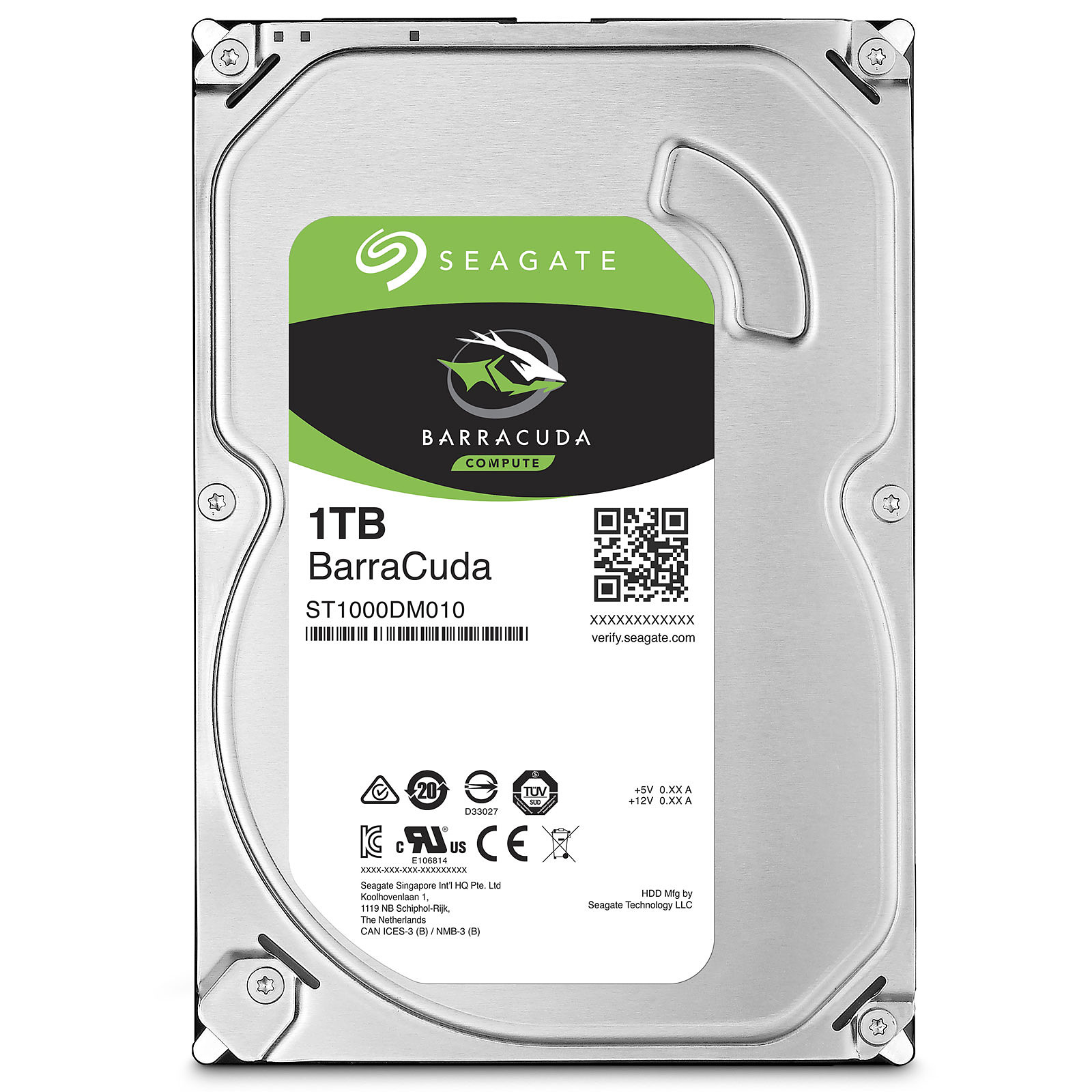 disque dur interne 1to