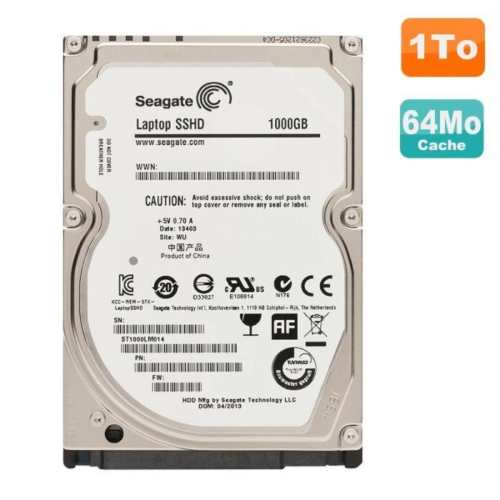 disque dur interne seagate