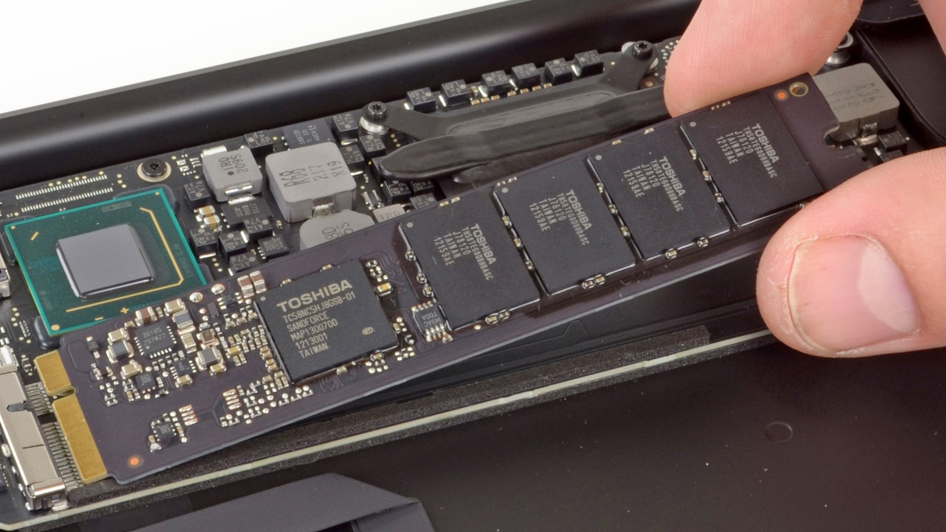 disque dur pour macbook air 13