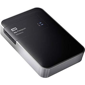 disque dur wifi usb