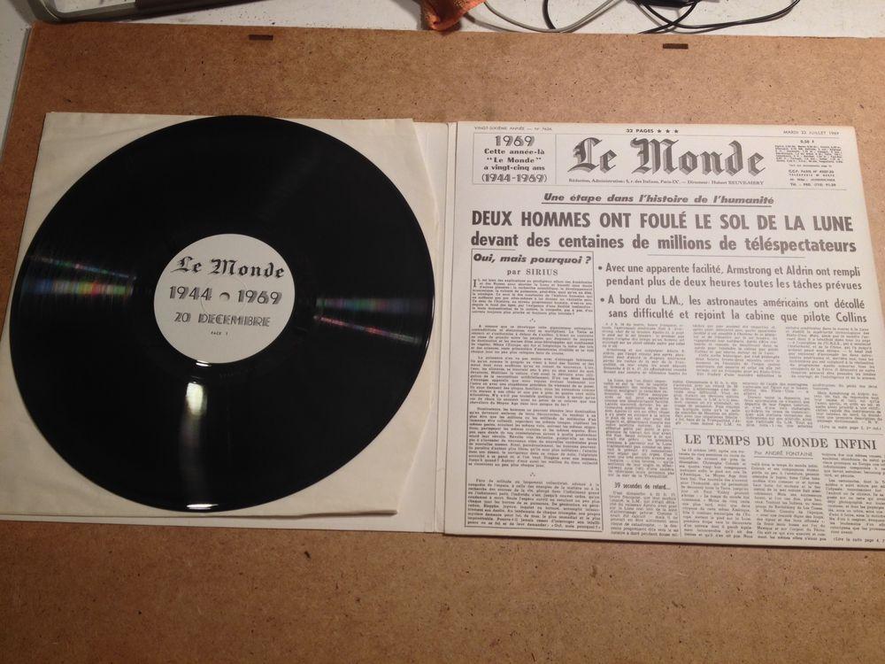 disque vinyle neuf