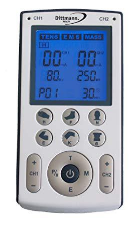 dittmann appareil d'electrostimulation 250