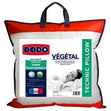 dodo oreiller memoire de forme