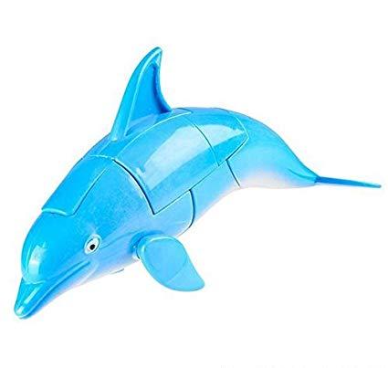 dolphin robot