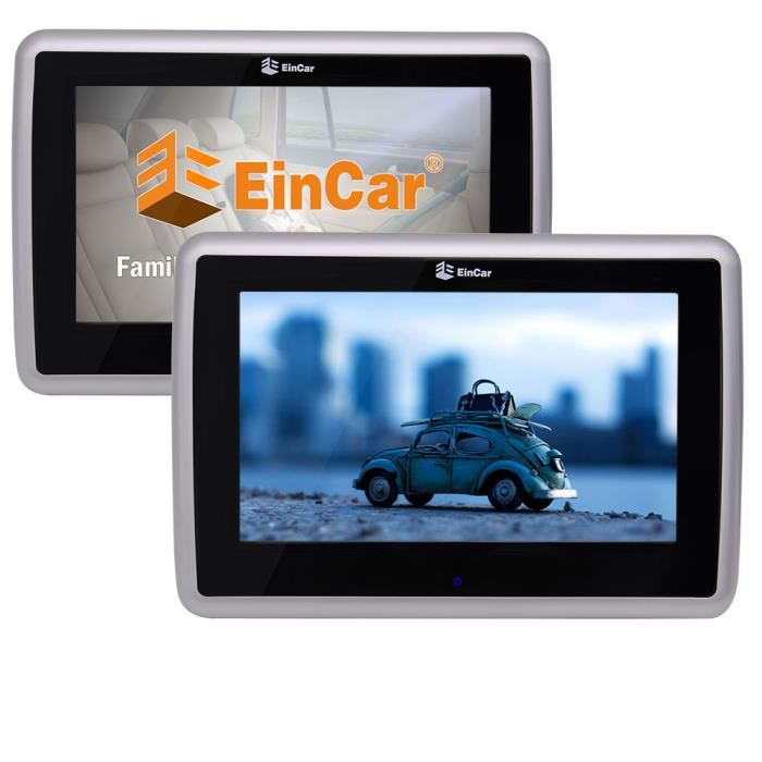 double dvd voiture