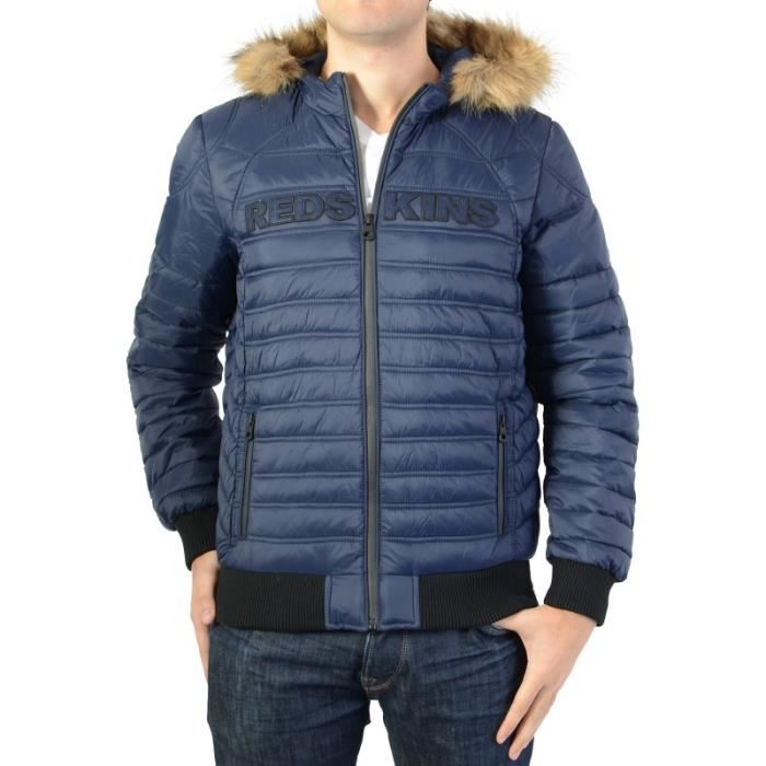 doudoune homme redskins