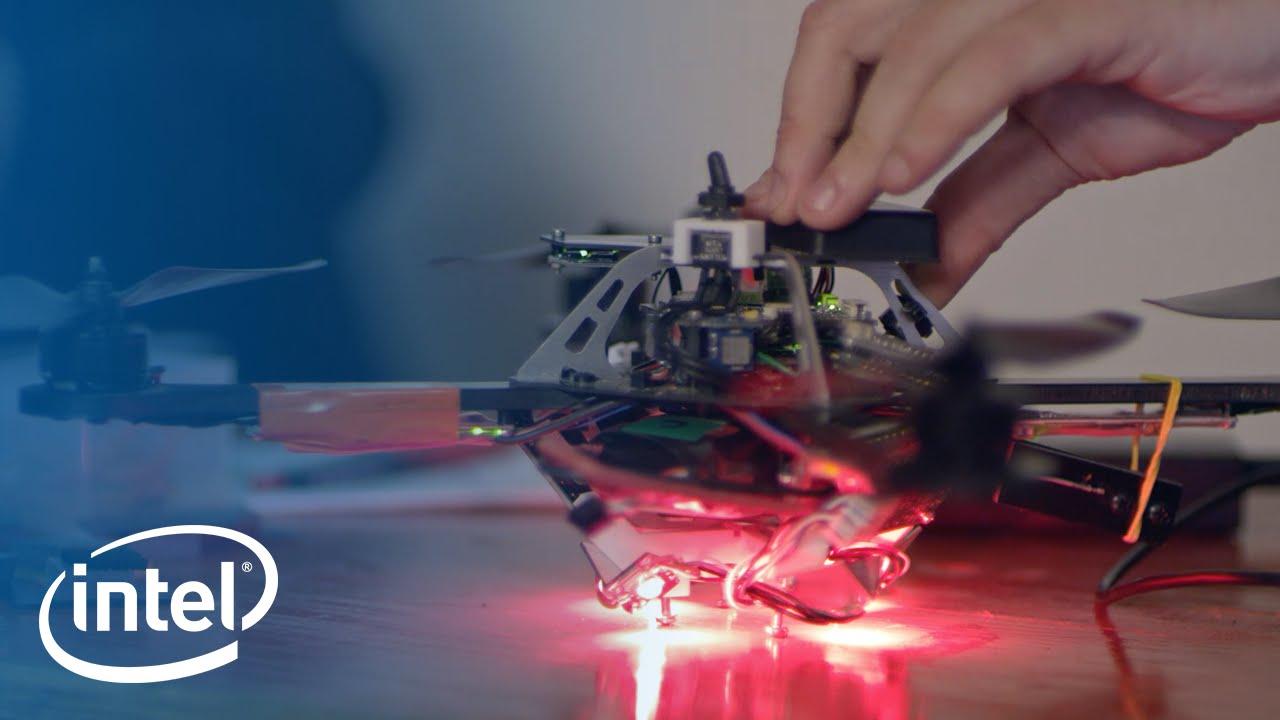 drone 100