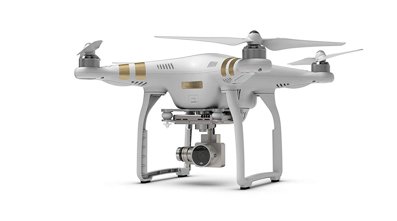 drone avec support camera