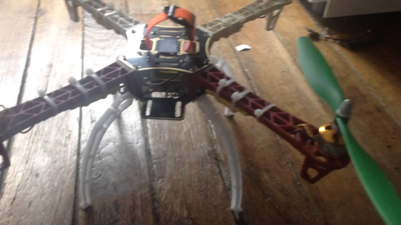 drone fait maison