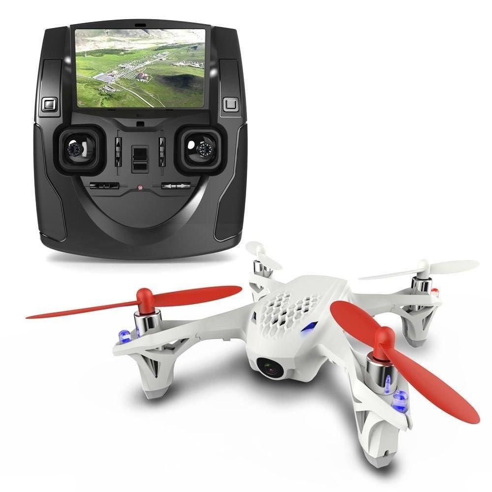 drone hubsan h107d fpv