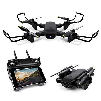 drone radiocommandé avec caméra hd