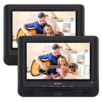dvd portable double ecran