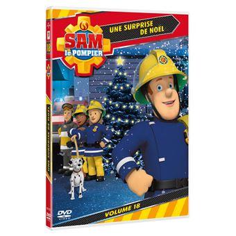dvd sam le pompier