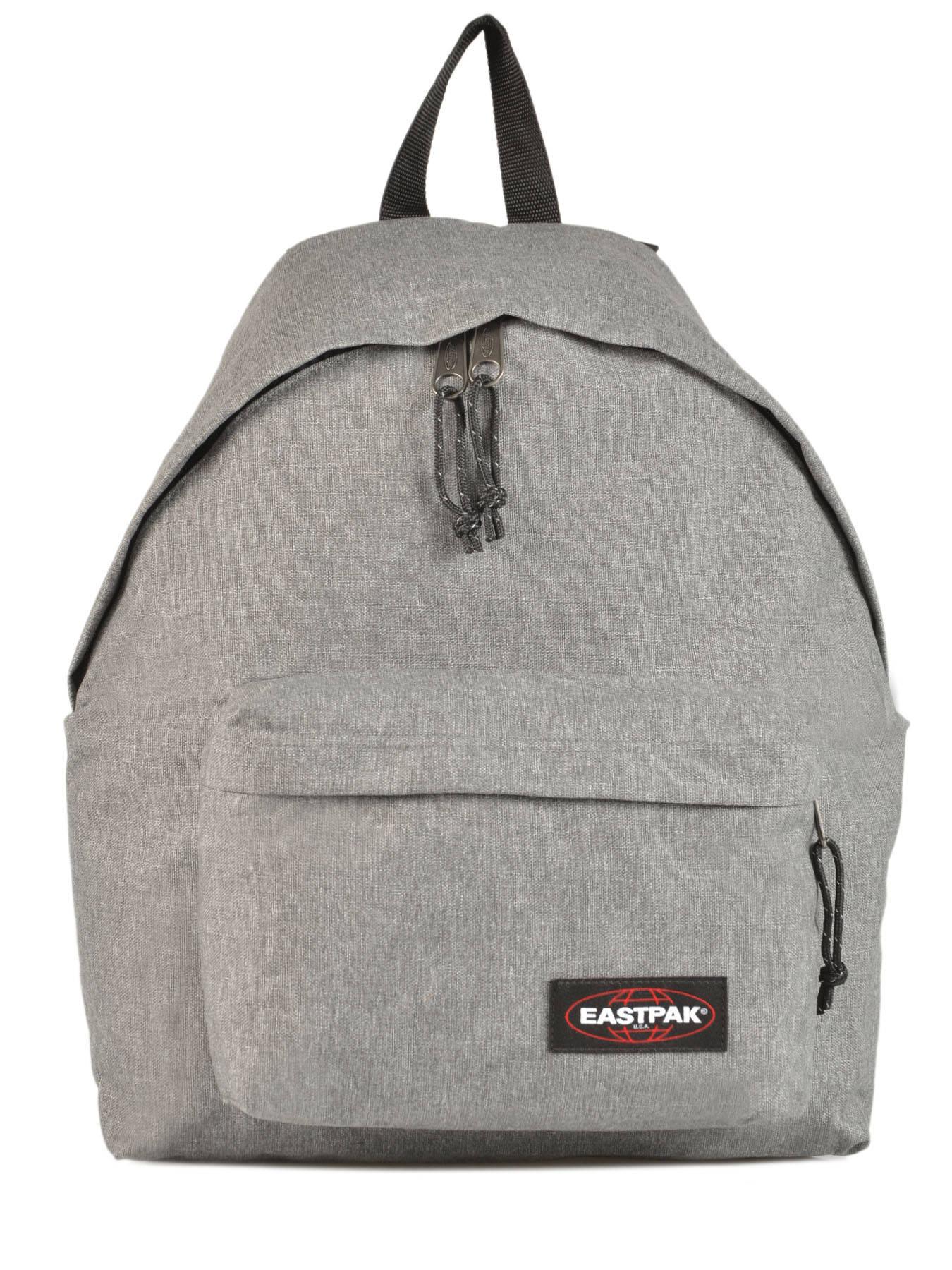 eastpak sac a dos gris