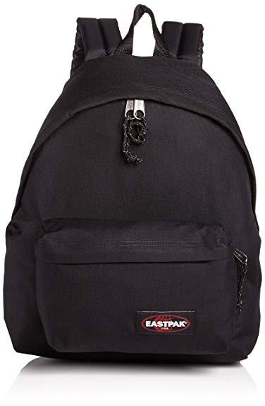 eastpak sac a dos noir