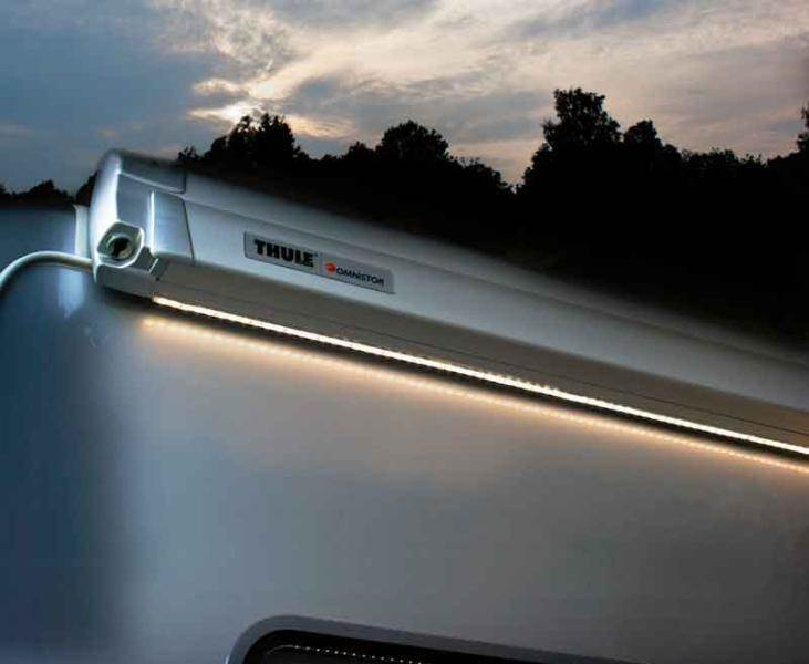 eclairage led camping car