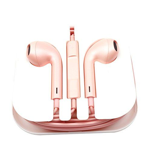 ecouteur apple rose gold
