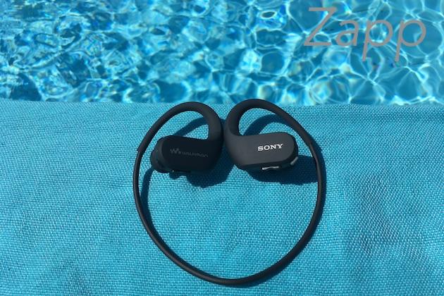 ecouteur bluetooth natation