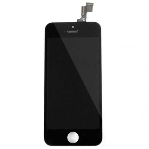 ecran noir sur iphone 5
